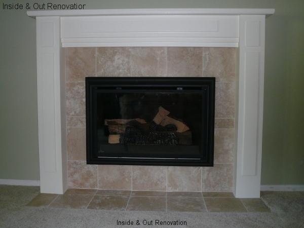 Fireplaces Inside Out Renovation